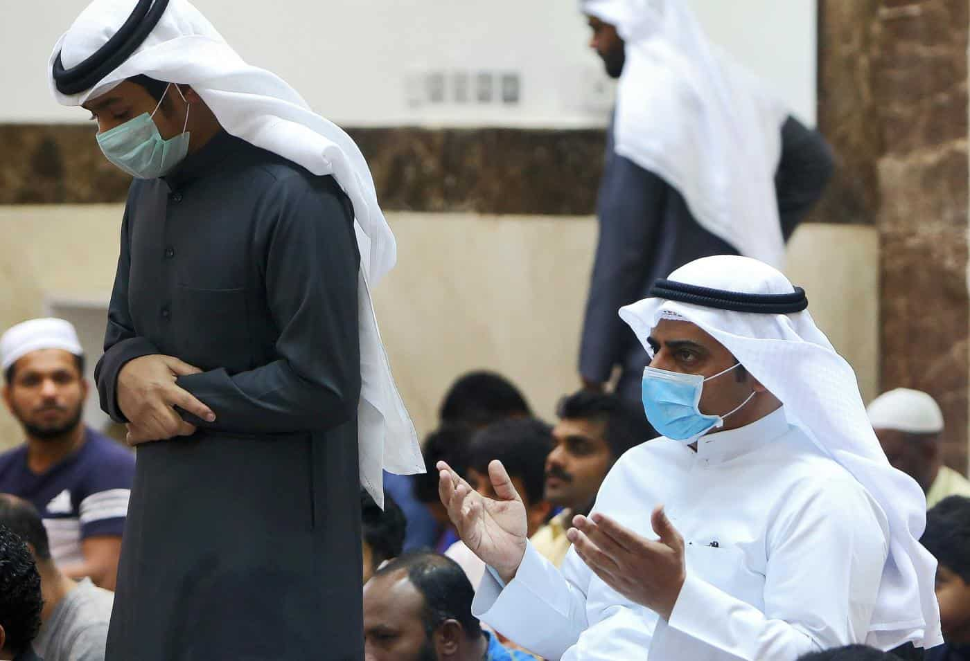 COVID-19 Lockdown Complicates Home Life for Kuwaiti Polygamists