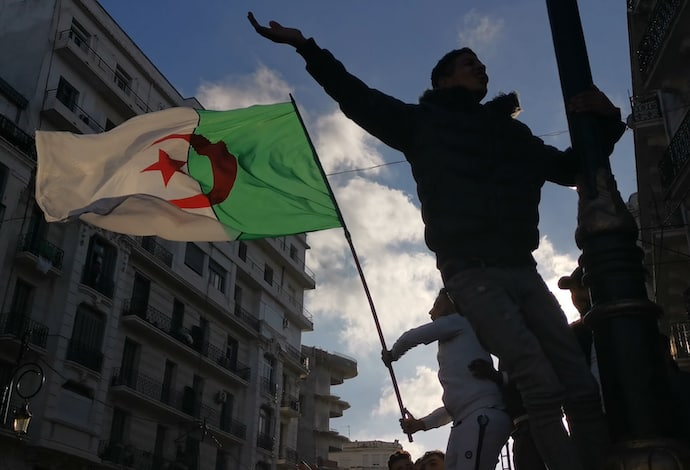 NGOs: Algeria Endangers Lives by Punishing Free Speech Amid Pandemic