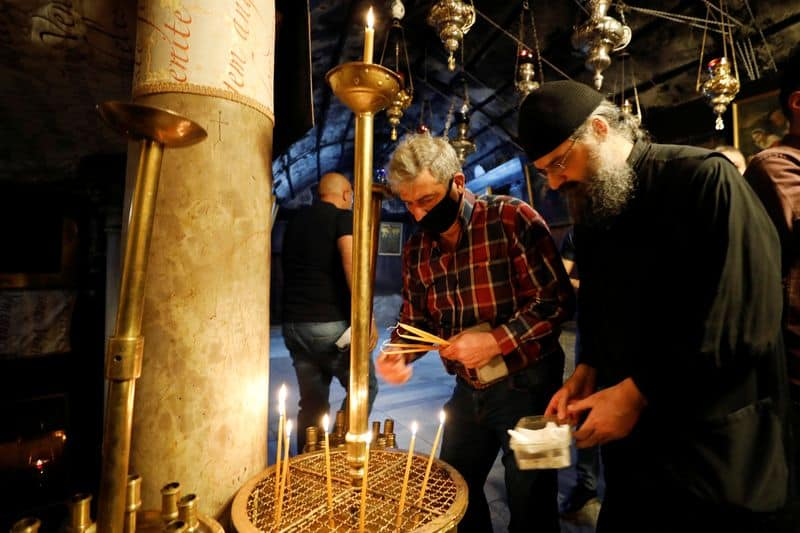 Church of the Nativity Reopens, Boosting Spirits, Palestine's Tourism