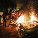 US Burns With Anti-Racism Rage One Week After George Floyd's Murder