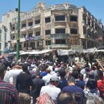 Syria's Ailing Economy Draws Protesters Back to the Streets