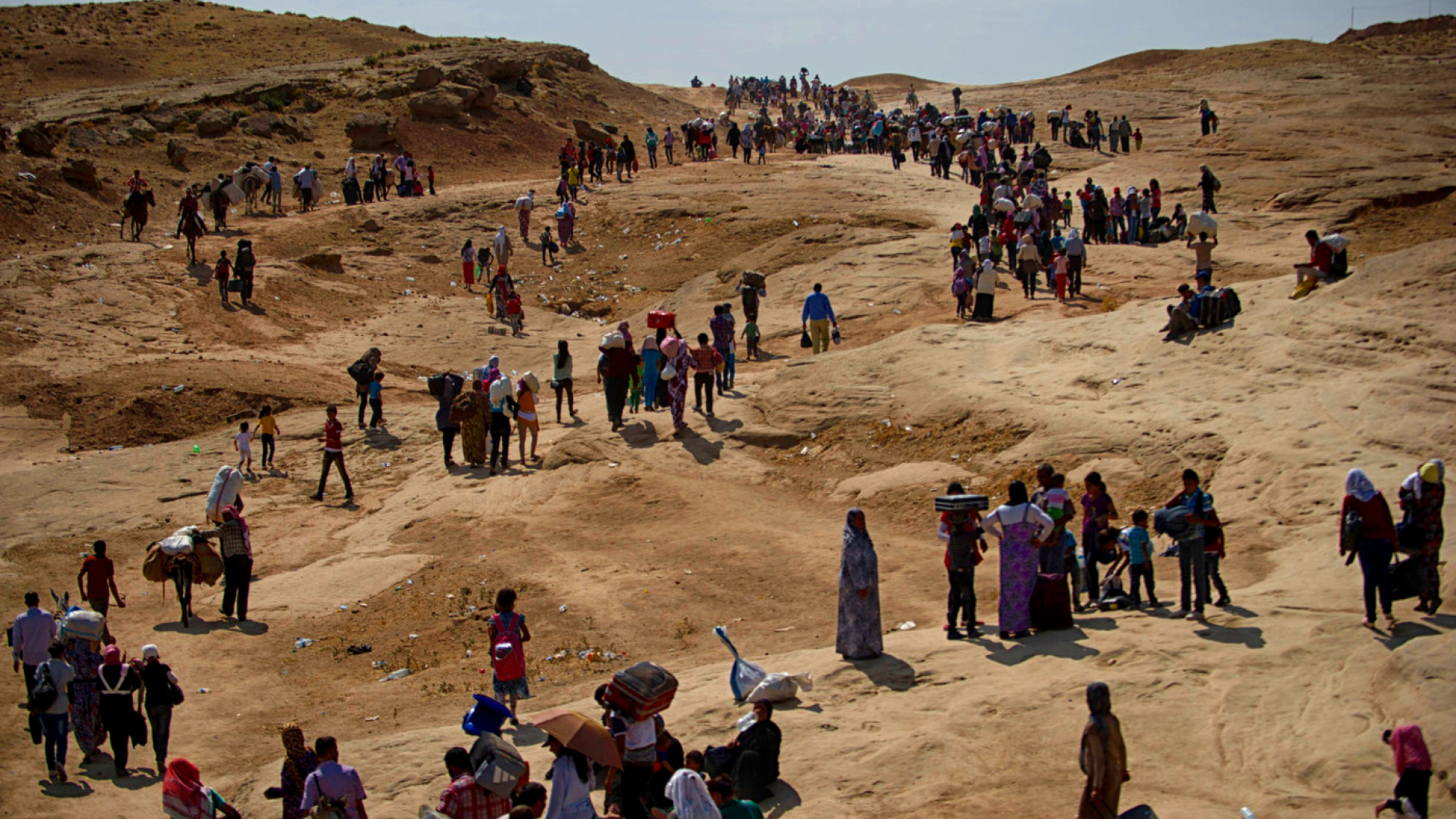 World Refugee Day: Refugees in Middle East Lack Support