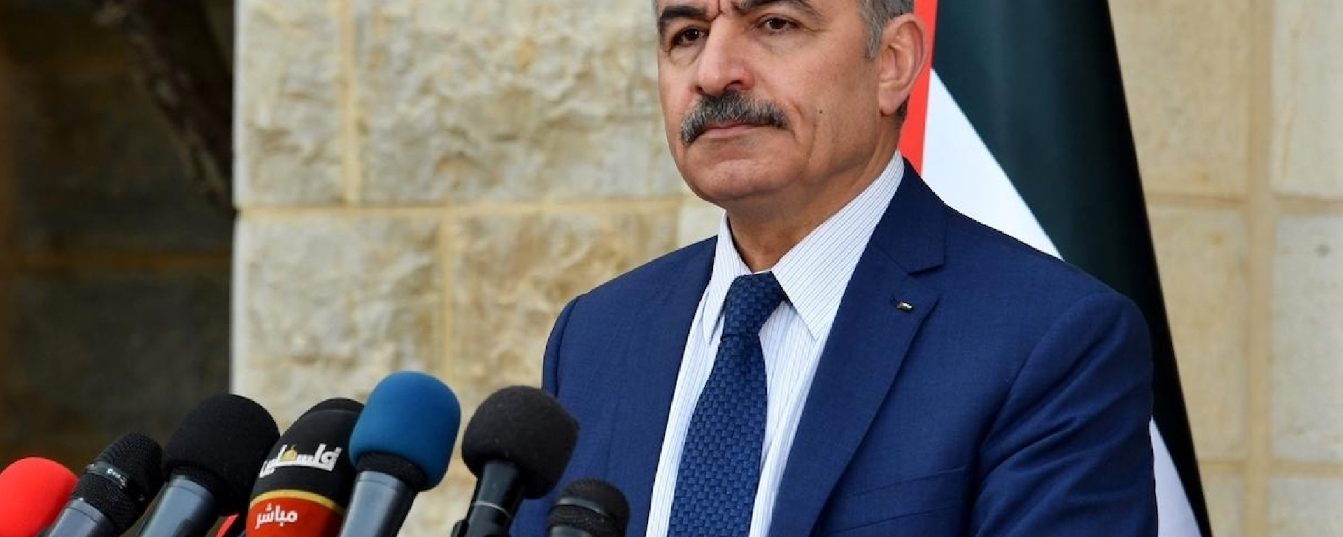Palestinian PM Calls for EU Sanctions on Israel