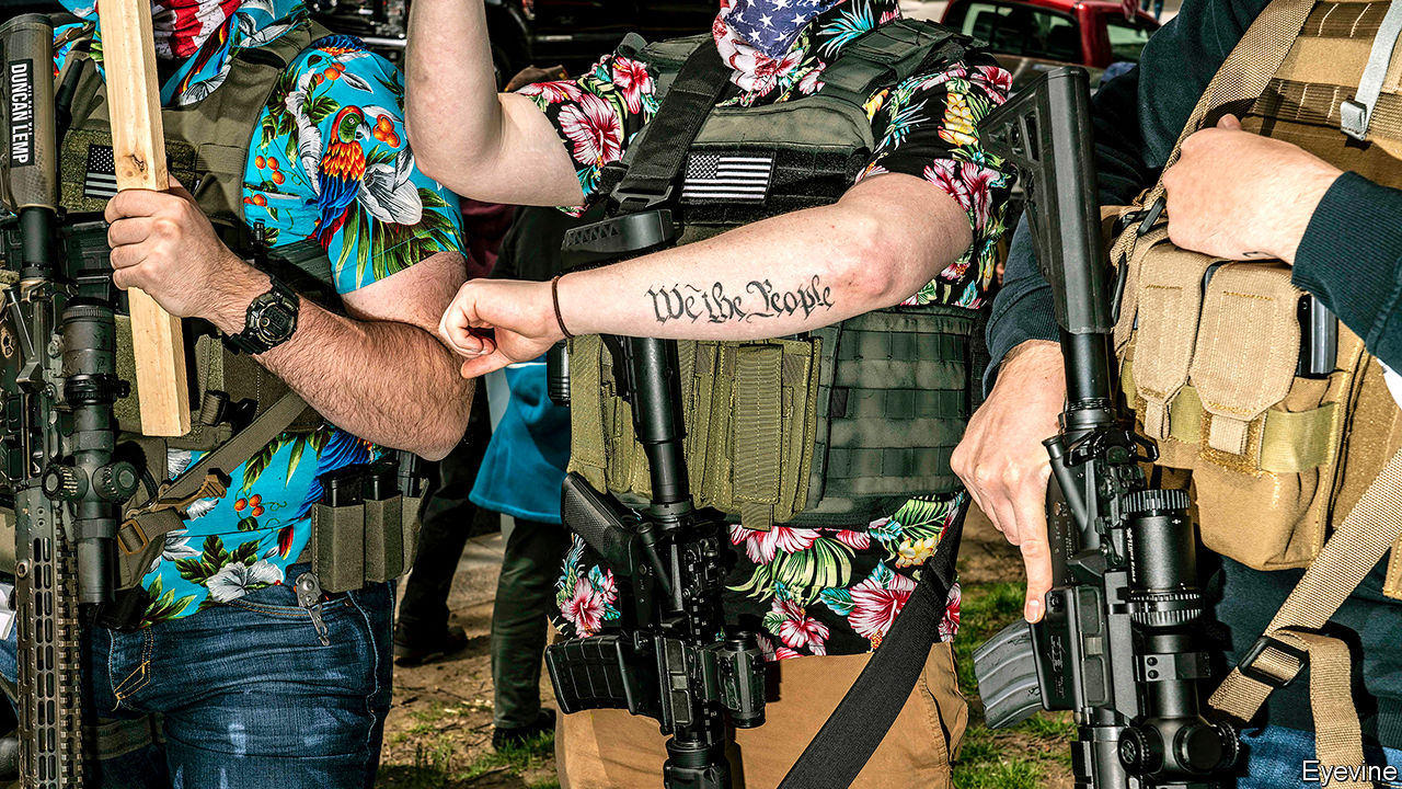 Violent 'Boogaloo' Movement Aims for Second Civil War in the US