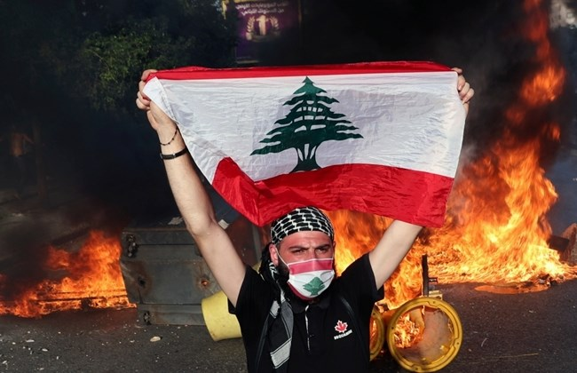Fueled by Sectarian Clashes, Protests Reignite in Lebanon