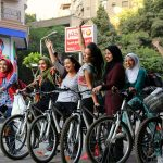 Cyclists from the Cairo Gecko Group
