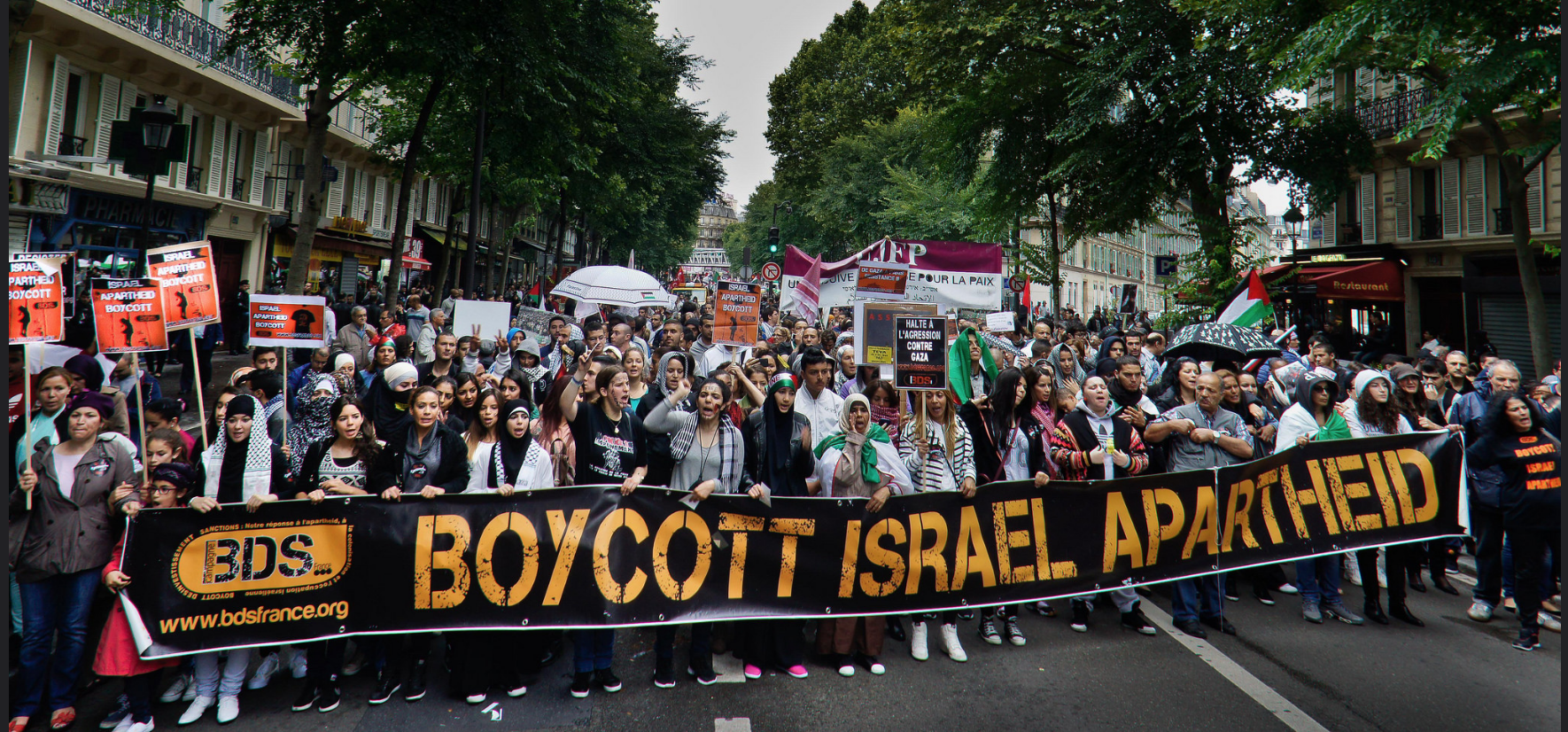 EU Human Rights Court Rules in Favor of BDS Movement