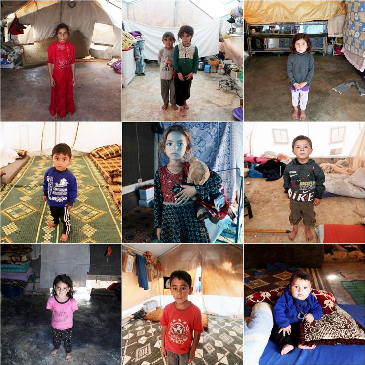 Syrian Children Suffering Psychologically, Afraid to Go Home