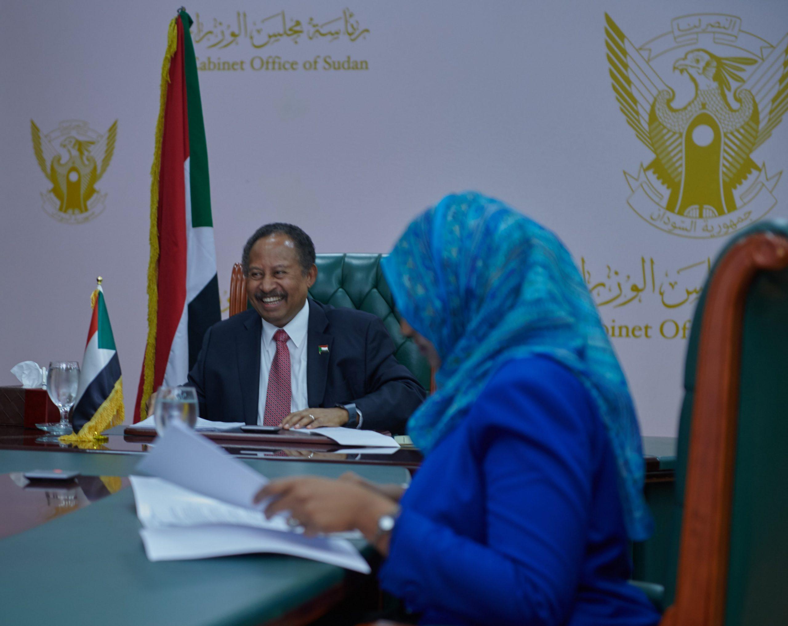 Sudan Donor Event Raises $1.8 billion
