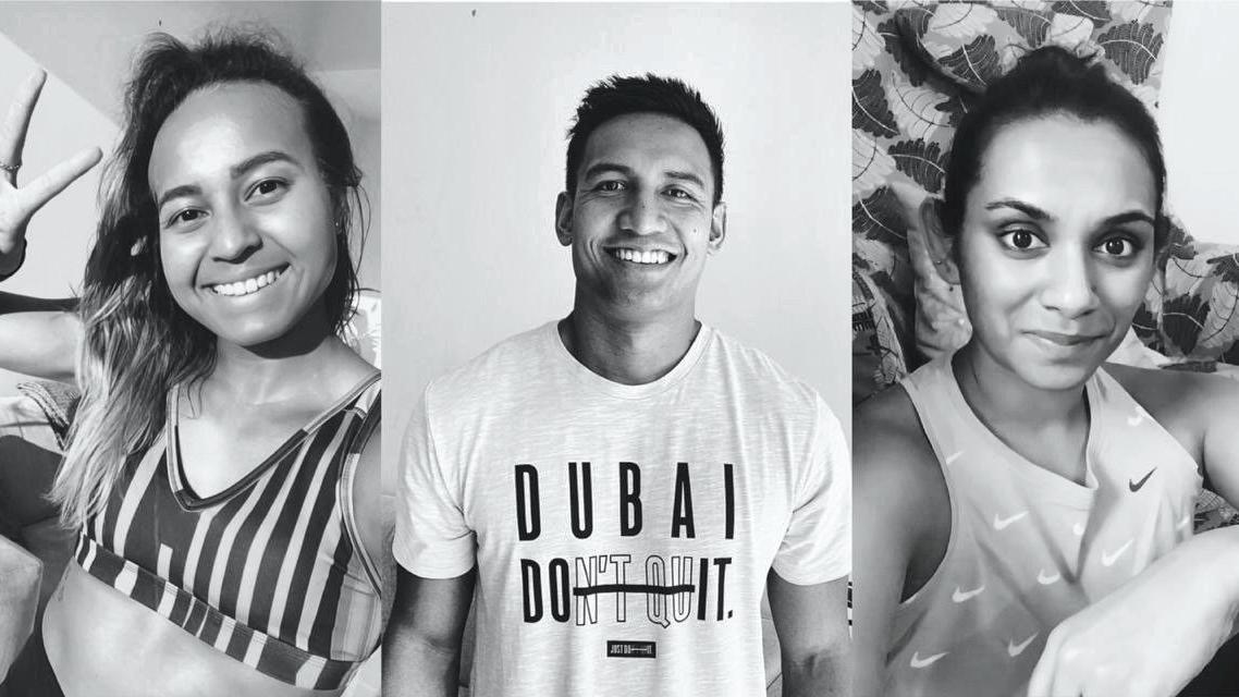 Dubai Fitness Fanatics Organize Burpee World Record Event for Charity