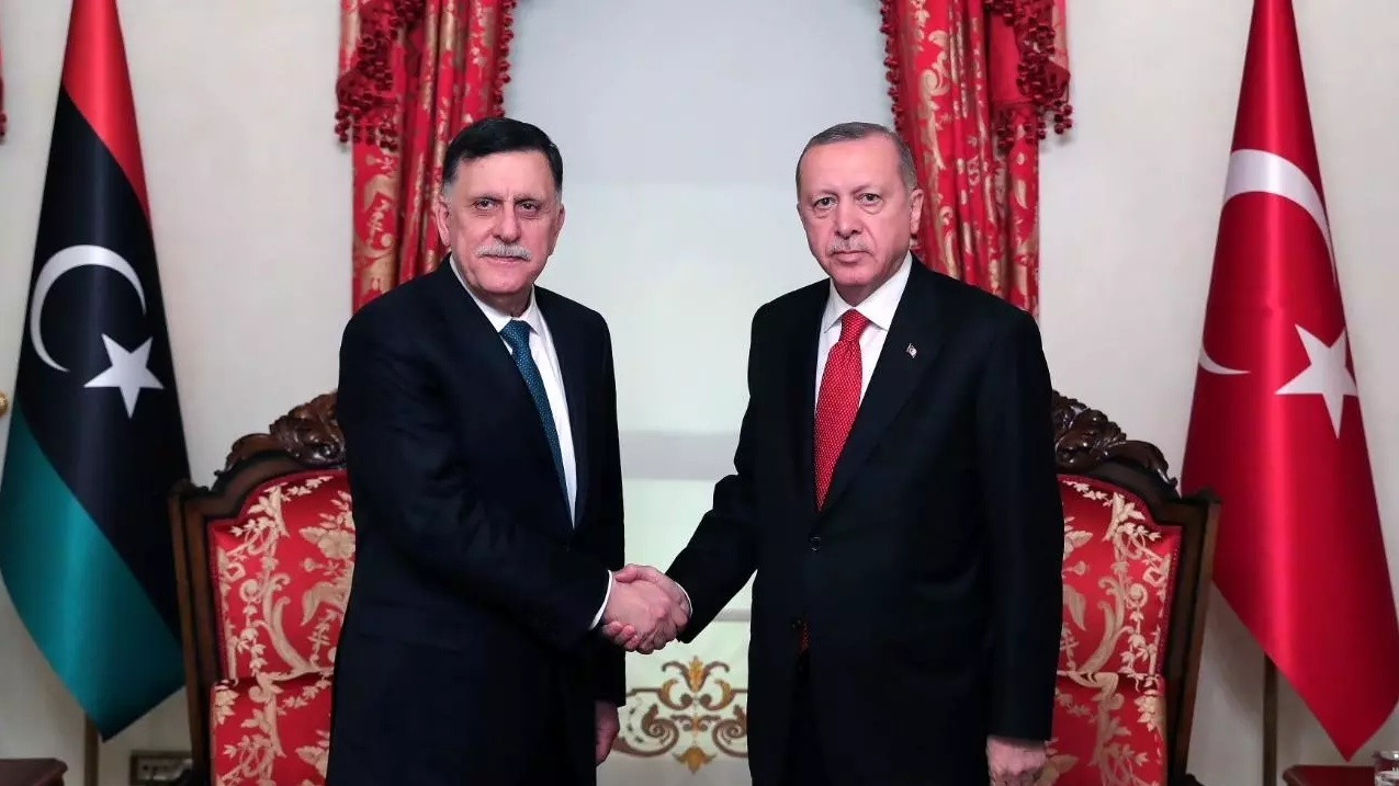 Turkey Sarraj