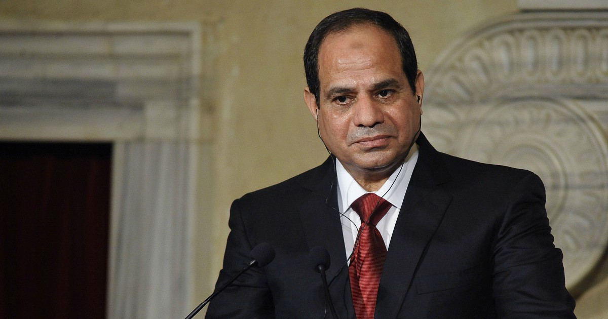 Egypt Claims Right to Intervene in Libya