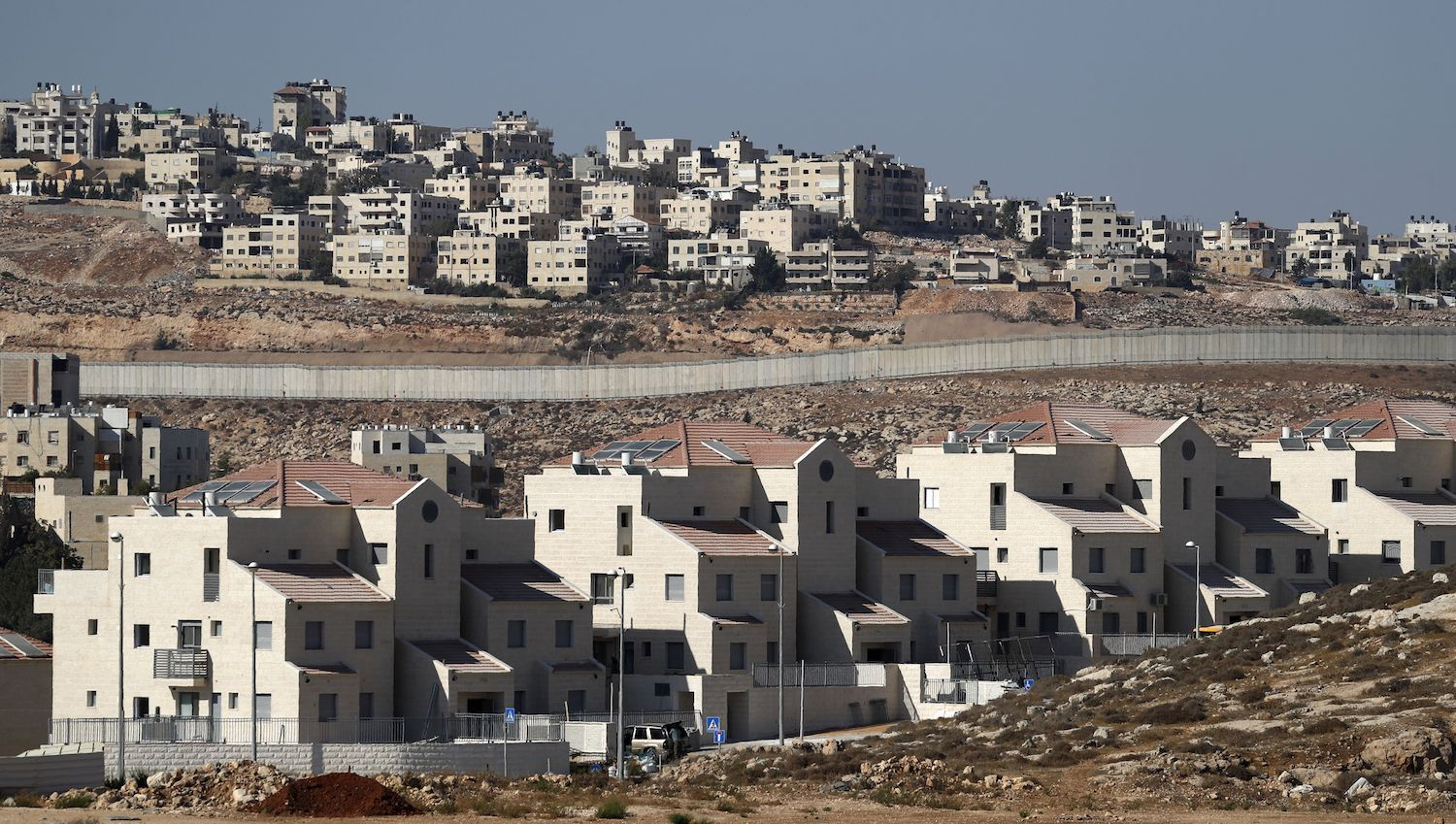 Israel's Supreme Court Strike Down Law to Legalize Settlements