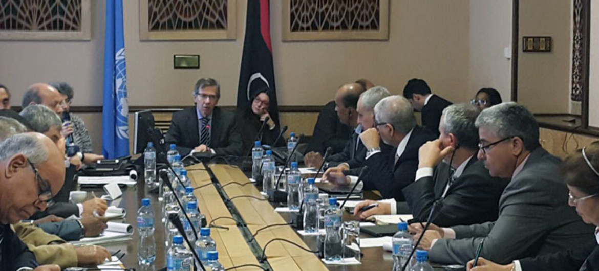 UN: Libya Truce Talks Imminent