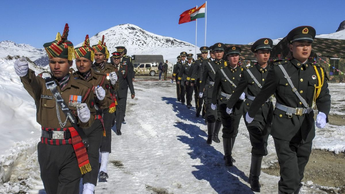 Casualties After Undisciplined Brawl on China-India Border