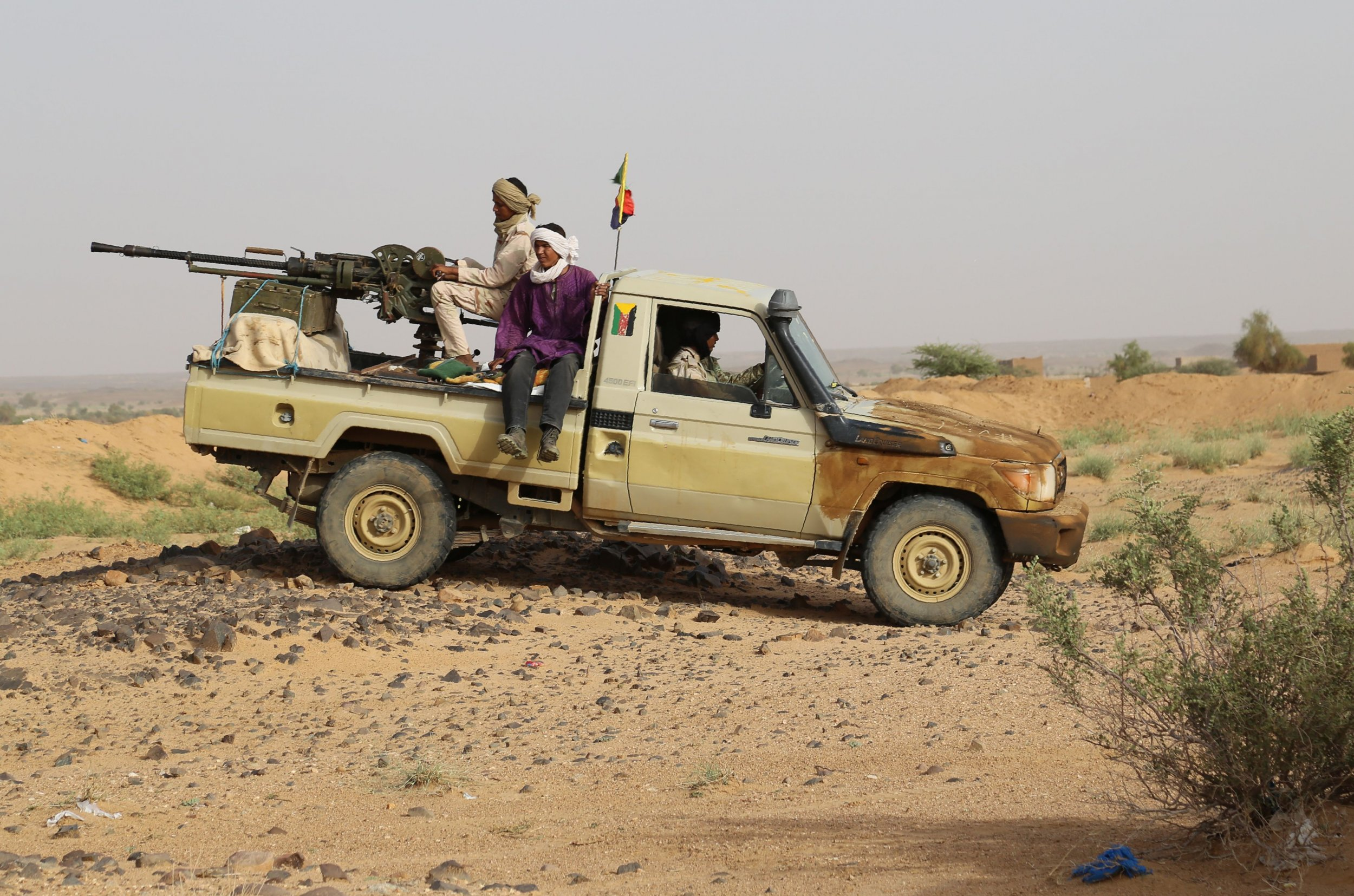 Fears Mount as Sahel Conflict Moves North